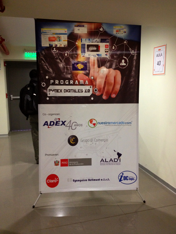 El ingreso al Evento PYMEX DIGITALES 3.0