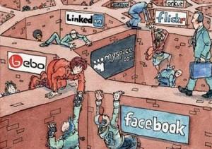 Como Posicionarse en la WEb con Redes Sociales