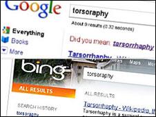 Google acusa a Bing de copiarle sus resultados